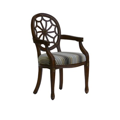 Comfort Pointe Addison Chenille Arm Chair