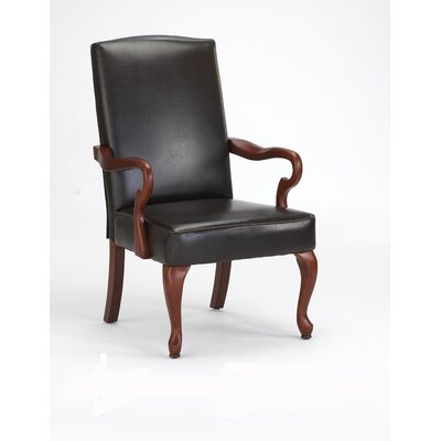Derby Arm Chair in Dark Brown
