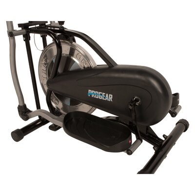 ProGear 500LS Flywheel Drive Energy Elliptical with Heart Pulse Sensors