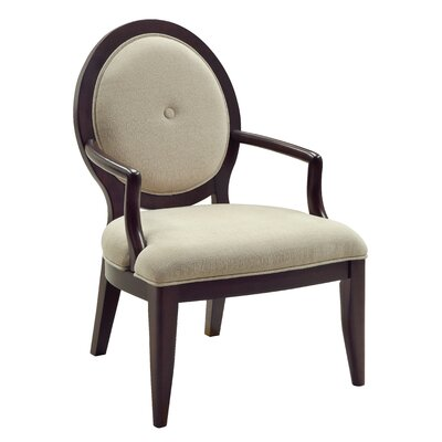 Coast to Coast Imports LLC Fabric Arm Chair