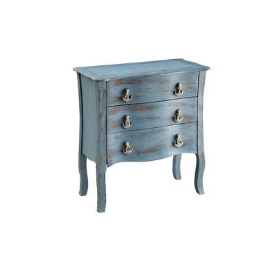 Coast to Coast Imports LLC 3 Drawer Accent Chest