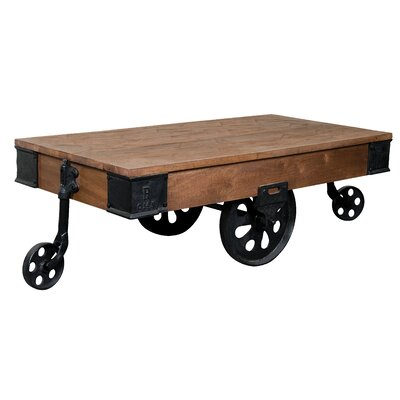 Coast to Coast Imports LLC Coffee Table