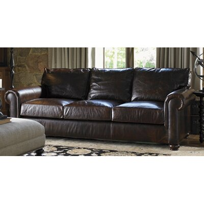 Images of Courtrai Flanders Leather Sofa