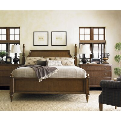 Lexington Quail Hollow Georgetown Four Poster Bedroom Collection