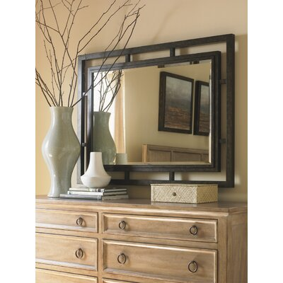 Lexington Monterey Sands Salinas Rectangular Mirror