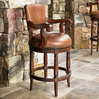 Lexington Fieldale Lodge Barstool