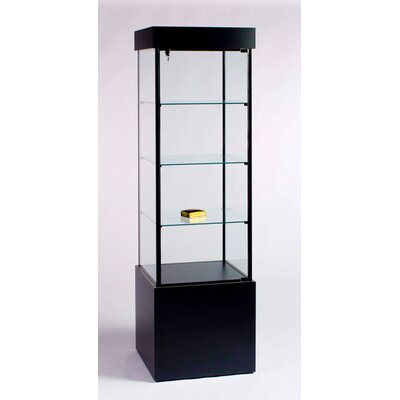 Tecno Display Square Tower Display Show Case
