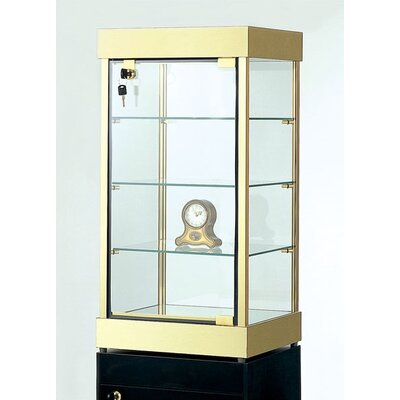 Tecno Display Classic Rectangular Counter Top Display Case