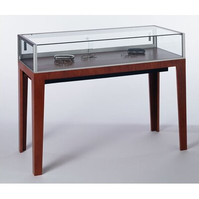 Tecno Display Dispensing Table Display Case with Legs