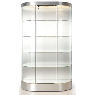 Tecno Display Curved Display Cabinet