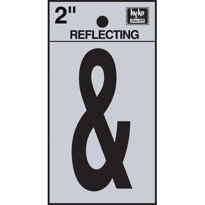 Hy-Ko Reflecting and Symbol
