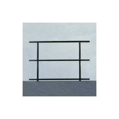 "Midwest Folding Products 48"" Wide Guard Rail"