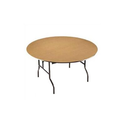 Midwest Folding Products Particleboard Core Seminar Table