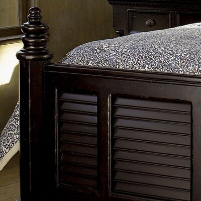 Tommy Bahama Home Kingstown Malabar Panel Bed