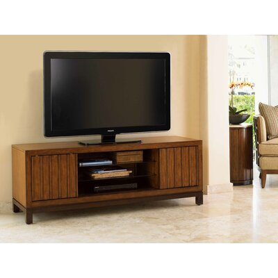 """Tommy Bahama Home Ocean Club Intrepid 68"""" TV Stand"""