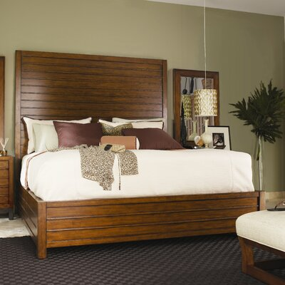 Tommy Bahama Home Ocean Club Marquesa Panel Bed