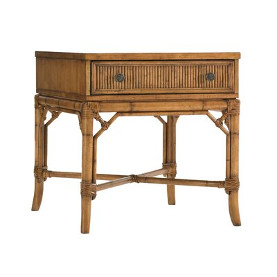 Tommy Bahama Home Beach House Heron End Table