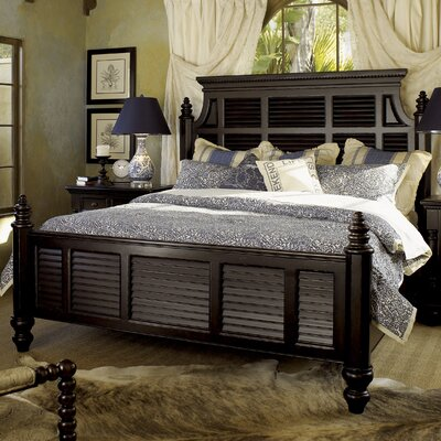 tommy bahama home kingstown malabar panel bedroom collection