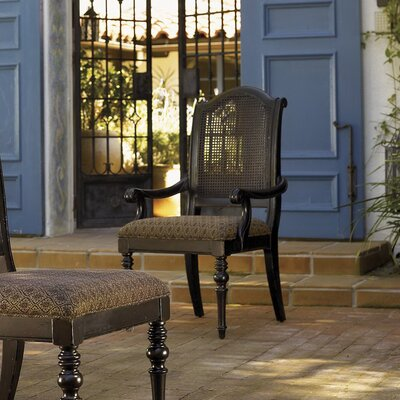 Kingstown Isla Verde Leather Side Chair