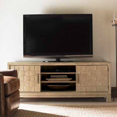 "Tommy Bahama Home Road to Canberra Barossa 72"" TV Stand"