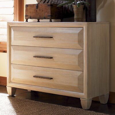 Tommy Bahama Home Road to Canberra Cairns 3 Drawer Dresser