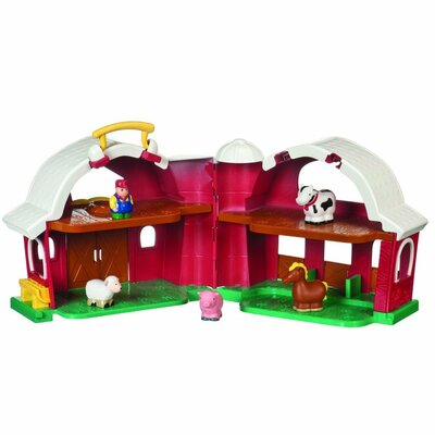 Battat Farm House Toy