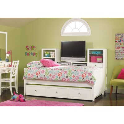 Opus Designs Lily Colors Panel Bedroom Set Collection
