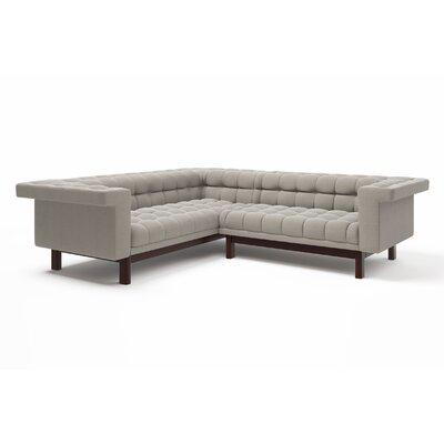 True Modern George QF Corner Sectional Sofa