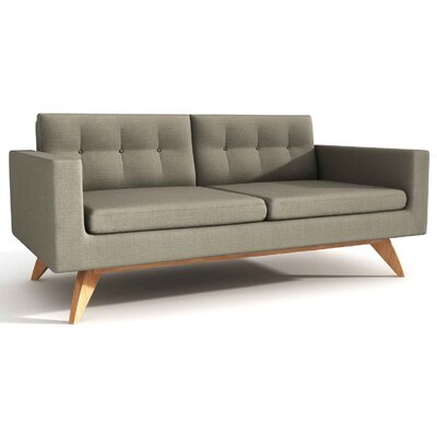 True Modern Luna Loveseat