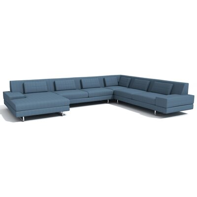 True Modern Hamlin Corner Chaise Sectional