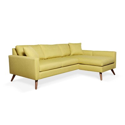 True Modern Dane Apartment Sofa