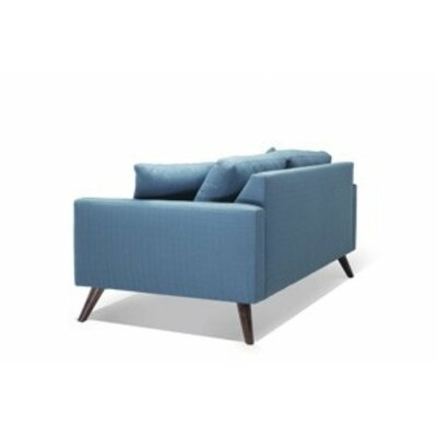 TrueModern Dane Loveseat Sofa