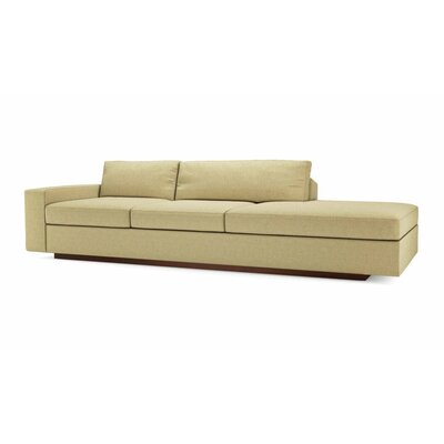 True Modern Jackson One Arm Sofa