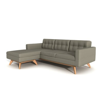 True Modern Luna Loft Convertible Sofa