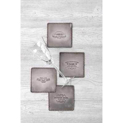 Shiraleah Entertaining Coasters (Set of 4)