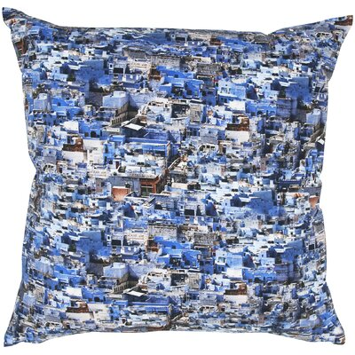 Jodhpur Print Pillow