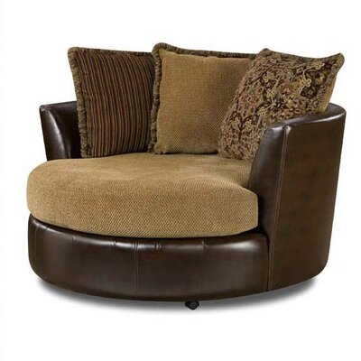 dCOR design Dakota Barrel Tub Chair