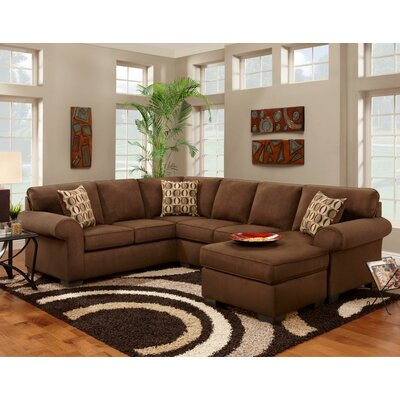 Chelsea Home Adams Sleeper Sectional