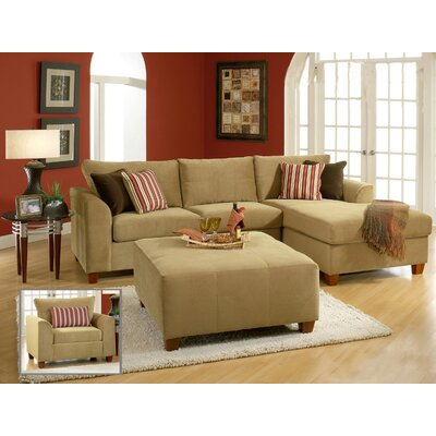 Chelsea Home Jefferson Sectional