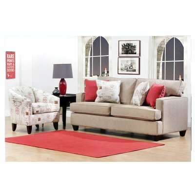 Chelsea Home Boulder Living Room Collection