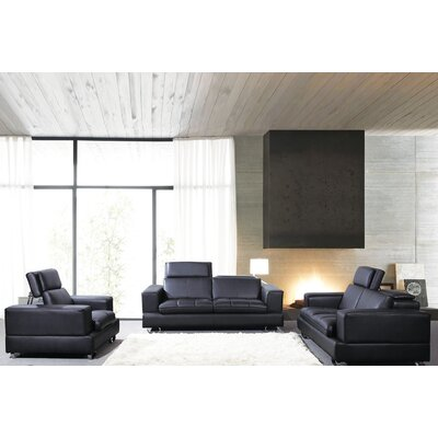 Chelsea Home Midnight Living Room Collection