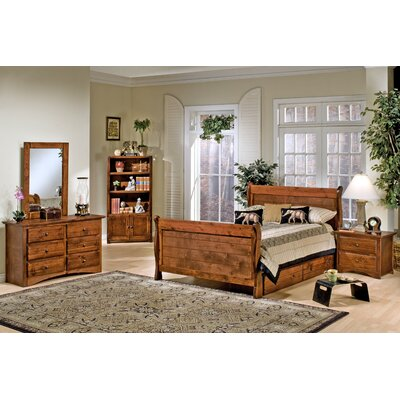Chelsea Home Full Sleigh Bedroom Collection