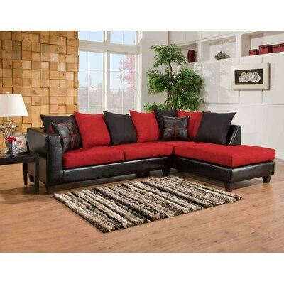Chelsea Home Mu Sectional