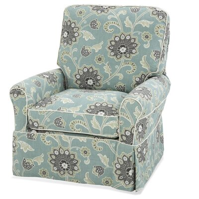 Faith Accent Glider Chair