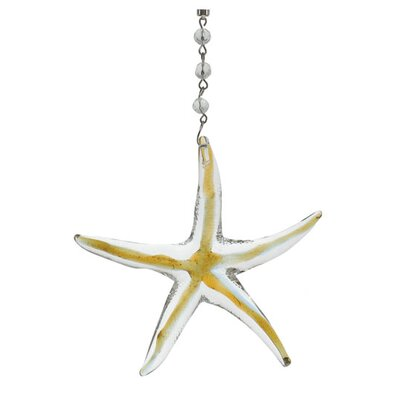 Light Charms Beach Nautical Starfish Decorative Accent (Set of 3)
