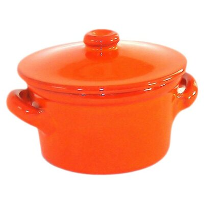 Piral Terracotta Single Portion Crock