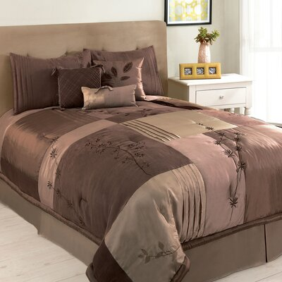 Back To 7 Piece Comforter Set