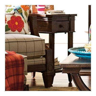 Woodlands Chairside Table