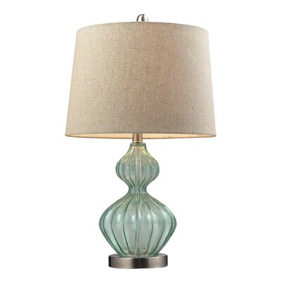 Elk Lighting Voyage 25 H Table Lamp With Empire Shade