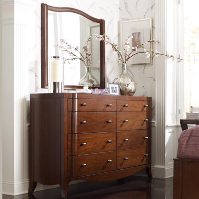 Classic Chic 8 Drawer Dresser